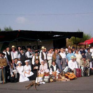 """Grupo de Folclore """"Vila Medieval de Santo Estevão"""