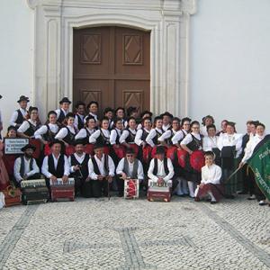 """Rancho Folclórico """"As Vindimadeiras"""" da Mamarrosa"""