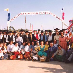Grupo Folclórico Danças e Cânticos de Olhos de Água