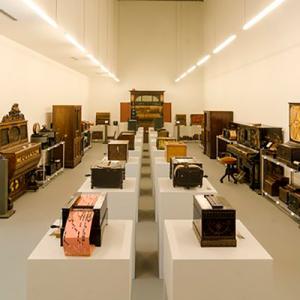 Museu da Música Mecânica, galeria Sul