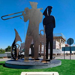 Monumento à Banda de Vilela