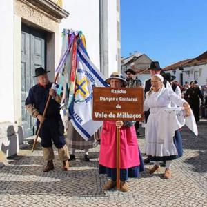Ranchos folclóricos do concelho do Seixal
