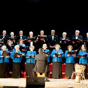 Coro da Sociedade Filarmónica Perpétua Azeitonense