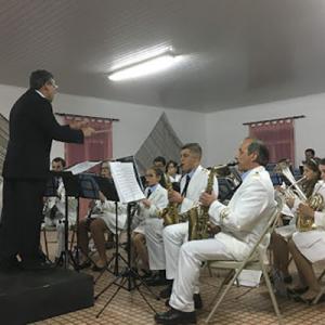 Banda Filarmónica de Santo Amaro