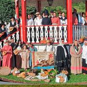 Grupo Etnográfico da Beira, Velas, em 2006