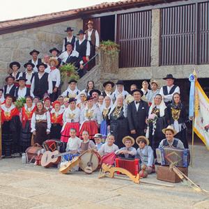 Rancho Folclórico Santa Cecília Vilaça
