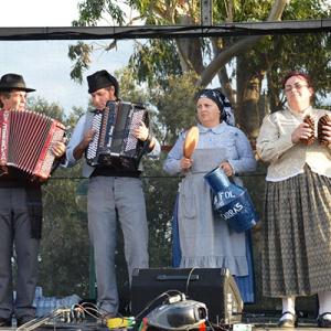Rancho Folclórico da Associação de Apoio Social de Nossa Senhora das Neves de Manique de Baixo