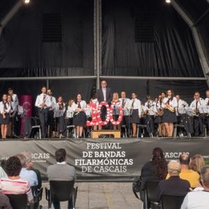 Banda da Sociedade Musical Sportiva Alvidense
