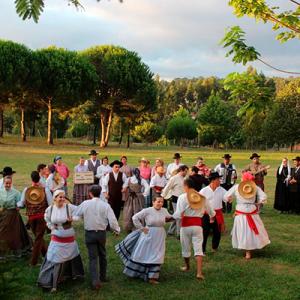 Grupo Folclórico de Nespereira, Cinfães