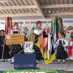 Rancho Folclórico de Danças e Cantares de Marinhas
