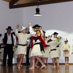 Grupo dos Sargaceiros da Casa do Povo de Apúlia, Rancho Infantil