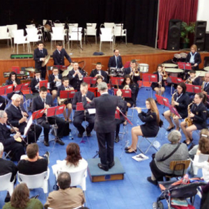 Banda Filarmónica da Associação Humanitária dos Bombeiros Voluntários de Fanhões