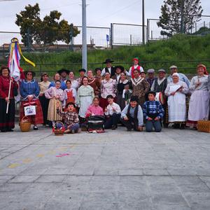 """Rancho Folclórico Etnográfico """"O Clibotas"""""""