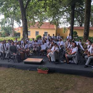 Banda da Escola de Música Juventude de Mafra