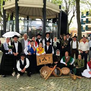 Grupo Folclórico S. Tiago de Custóias