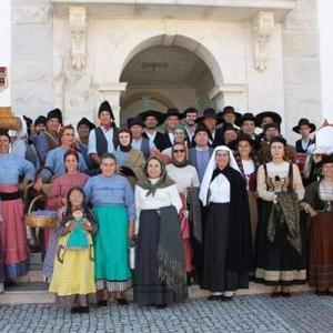 Grupo Folclórico da ACDS da Ereira