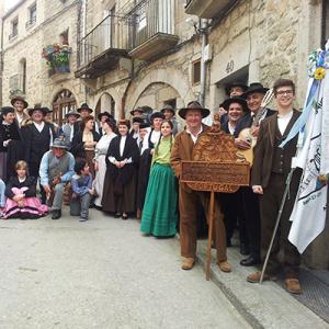 Rancho Folclórico do Grupo Musical Macinhatense