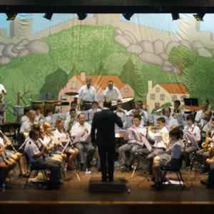 Banda da Sociedade Filarmónica e Recreativa de Pero Pinheiro