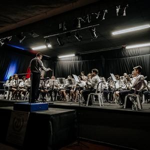Banda da Sociedade Filarmónica de Nossa Senhora da Fé de Monte Abraão