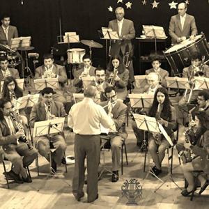 Banda da Sociedade Filarmónica Instrução e Recreio Familiar de Lameiras