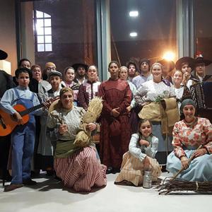 Grupo de Danças e Cantares do Concelho de Sobral de Monte Agraço