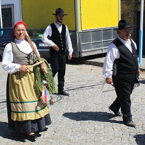 Grupo Folclórico de Danças e Cantares de Modivas