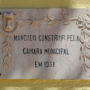 Coreto do Jardim Municipal Constantino Palha, Vila Franca de Xira