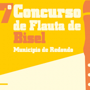"Concurso de Flauta de Bisel ""Município de Redondo"""