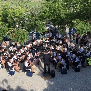 Sociedade Filarmónica Alvaiazerense de Santa Cecília