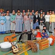 Rancho Folclórico e Etnográfico Os Oleiros