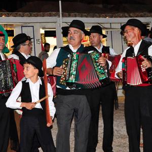 Rancho Folclórico Neveiros do Coentral, tocata