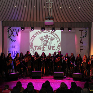 TAFUÉ – Tuna Académica Feminina da Universidade de Évora
