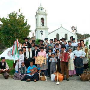 Rancho Folclórico Juventude Amiga de Conqueiros
