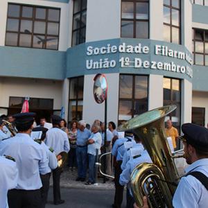 Sociedade Filarmónica União 1º de Dezembro de 1902
