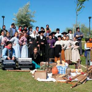 Rancho Folclórico da Sociedade Recreativa de Cabeça Veada