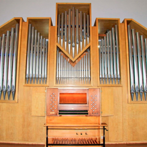 Órgão de Tubos do Santuário de Nossa Senhora da Assunção, Vilas Boas, Vila Flor