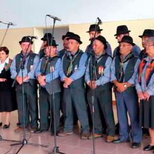 Associação do Grupo de Cante Coral Alentejano de Alvito