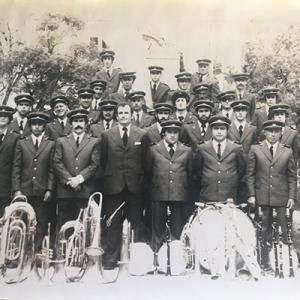 Banda de Música de Anadia, 1975