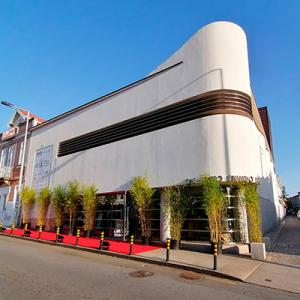 Cine-Teatro Eduardo Brazão, Valadares, créditos O Gaiense