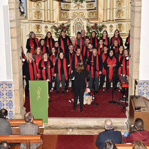 Coro Gospel de Ponte de Sor