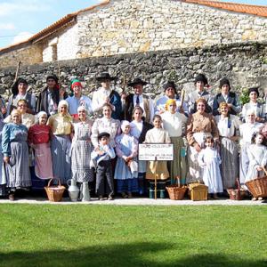 Grupo Folclórico Os Saloios da Póvoa da Galega