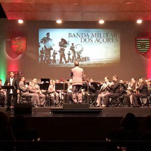 Banda Militar da Zona Militar dos Açores