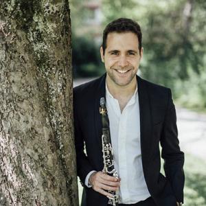 Patrícia Pires, clarinete, de Vieira do Minho