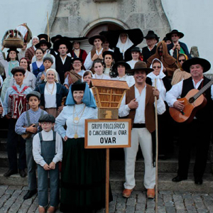 Grupo Folclórico O Cancioneiro de Ovar