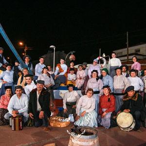Grupo Folclórico Os Fogueteiros de Arada