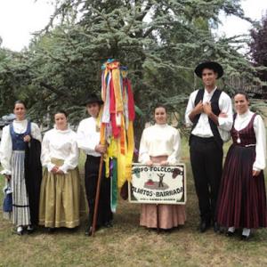Rancho Folclórico de Óis do Bairro 'Olhitos da Bairrada'