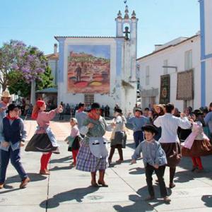 """Rancho Folclórico """"Os Camponeses"""" de Arraiolos"""