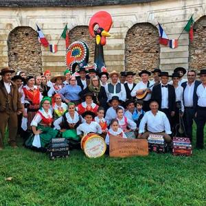 Grupo Folclórico de São Lourenço de Alvelos