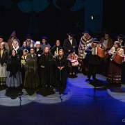 Rancho Folclórico de Vinhó, cantar das janeiras, 2020, créditos Município de Gouveia