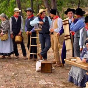 Grupo Etnográfico da Serra do Caldeirão - Cortelha